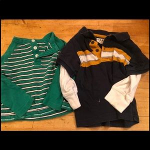 Baby boy 12-18 month clothing bundle